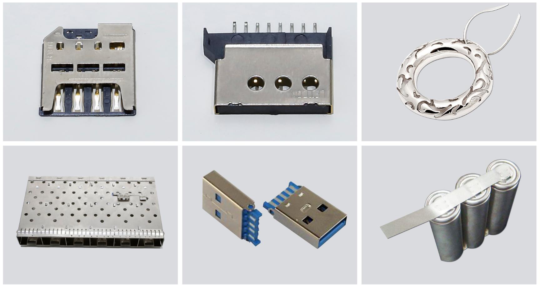 激光焊接头配件