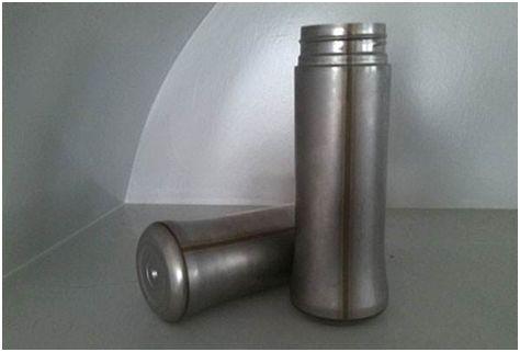 激光焊接头焊接保温杯