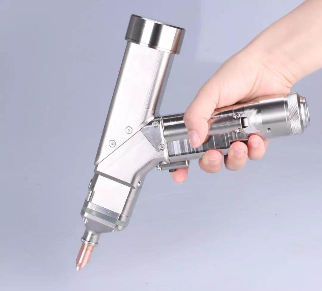 手持激光焊接头ND18