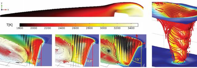 激光焊接头的建模分析