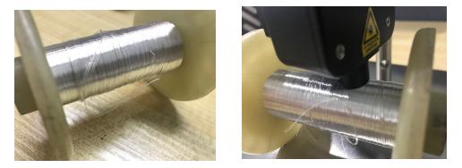 激光焊接头焊接案例