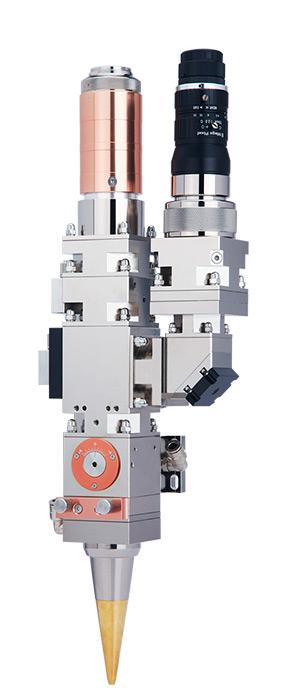 激光焊接头ND11