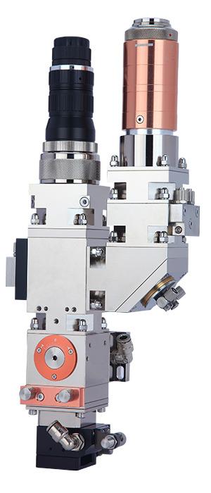 激光焊接头ND12